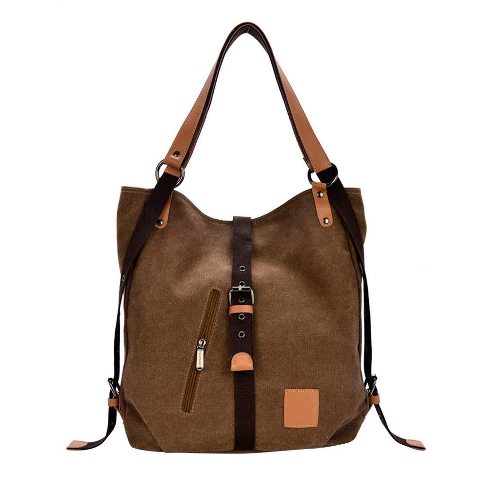 MOLAVE Shoulder Bag high quality Canvas Handbag Multifunctional Messenger Bag women shoulder bag crossbody bag jan10
