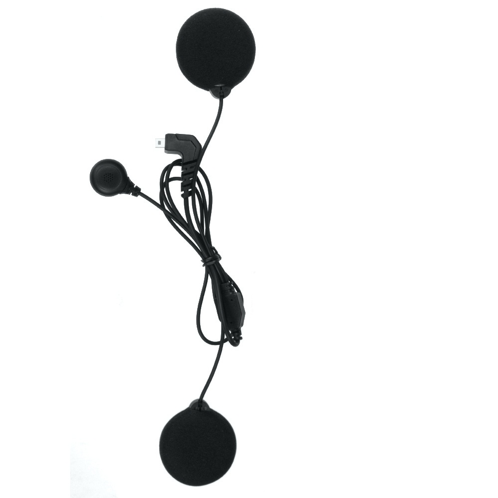 T-max Intercom Accessories Soft Microphone With Headphone Only Suitable For T-max Motorcycle Helmet Bluetooth Headset Intercom