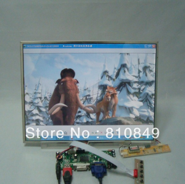 HDMI+DVI+VGA Control board+15inch 1024*768 N150XB LTN150XB QD15XL06 lcd so on B150XG02 B150XG03 B150XG05 B150XG09 N150XB 2 5 sata usb 3 0 hdd enclosure with pouch black silver super speed 5gbps