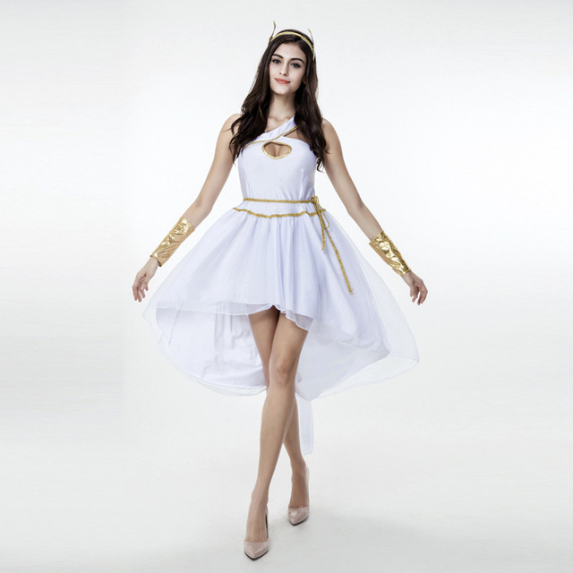 4049b4f02 Umorden Women The Greek Goddess Fancy Dress Adult Goddess Costume Halloween  Costumes for Women Fantasia Cosplay