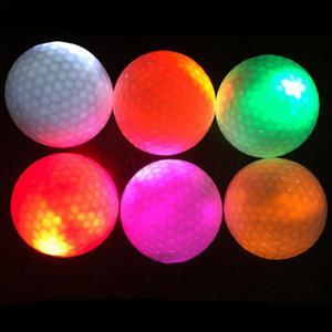 Image 5 - Golf Parlak Işık up Topu Işık Topu Golf LED Işık Topu LED Gece Kızdırma Golf Topu