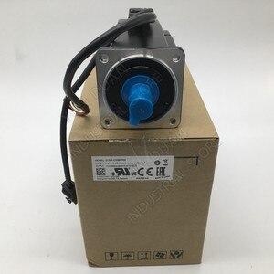 Image 1 - New Delta AC Servo Motor 750W 0.75KW 2.39NM 3000rpm NEMA32 80MM ECMA C20807RS