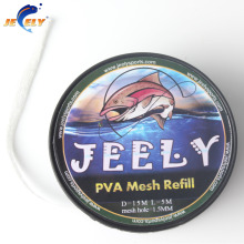 15mm/18mm/25mm/37mm/44mmx5M Carp Fishing PVA Mesh in Spool Packing Slow Solution