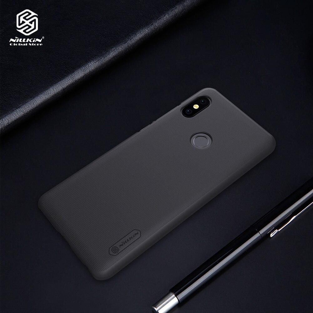 Caso di Nillkin per Xiaomi Redmi Nota 5 Pro della copertura Opaca coperture del telefono sottile Dura del PC custodie per Redmi Note5 Pro