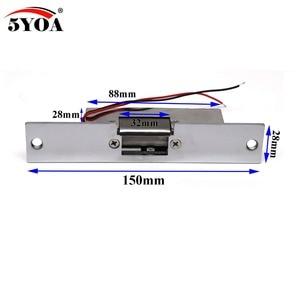 Image 2 - Electric Strike Door Lock Cho Kiểm Soát Truy Cập Hệ Thống Mới Fail an toàn 5YOA Thương Hiệu Mới StrikeL01