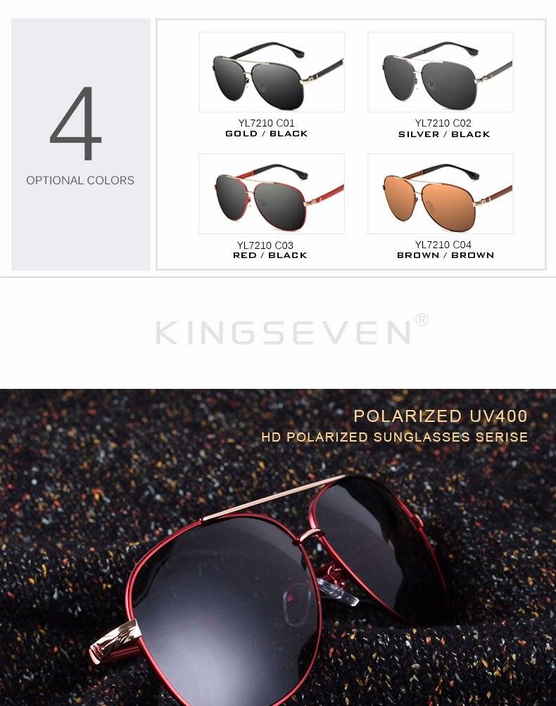 2017 Retro Quality Brand Original Sunglasses Men Polarized Lens Vintage Eyewear Accessories Gold Sun Glasses Oculos For Men 3