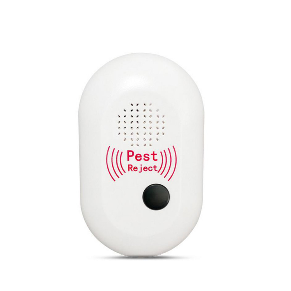 Mosquito-repellent lamp Ultrasonic Pest Reject Electronic Magnetic Repeller Anti Mosquito Insect Killer drop shipping 6.23
