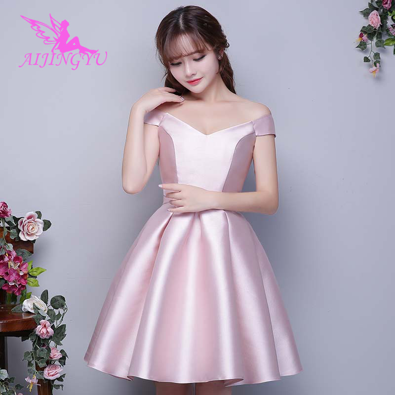 AIJINGYU 2018 prom   dresses   women's gown wedding party   bridesmaid     dress   BN881
