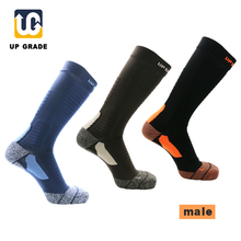 Check Discount UG upgrade men climbing hikng sport socks profession function cotton wholesale quick dry anti slip breathable cotton spandex hil