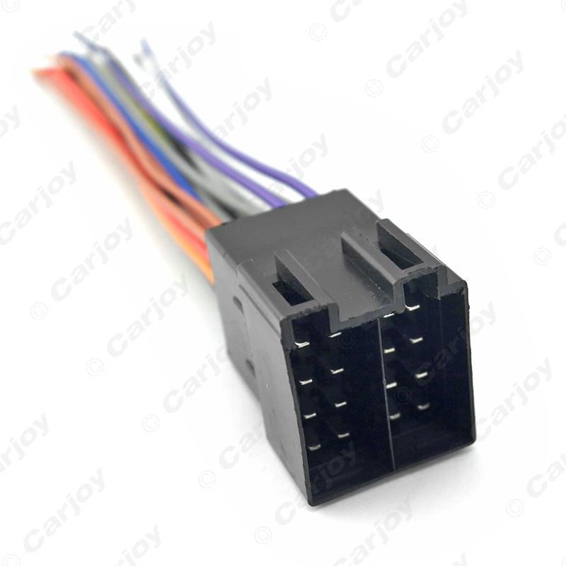 Universal Female ISO Radio Wire Wiring Harness Adapter Connector Car Adaptor Plug For Volkswagen Citroen Audi aliexpress com buy universal female iso radio wire wiring volkswagen radio harness adapter at creativeand.co