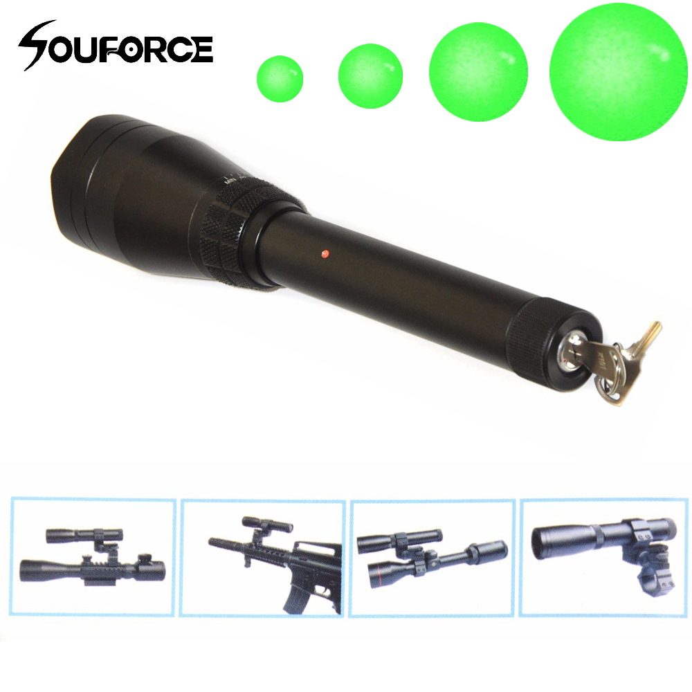 Advanced ND3-50 Night Vision Green Laser Designator Flashlight with Lock Scope Mount and Remote Switch for Rifle and Telescope цена и фото