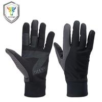 New Touch Screen Gloves Sports Winter Outdoor Warm Windproof Waterproof Below Zero Work Driver Gloves For