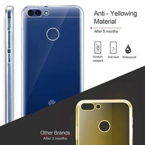 Ударопрочный чехол для телефона на 360 градусов для Huawei Y5 Y6 Pro Y7 Prime Y9 2018 P Smart Plus Z 2019 Mate 10 20 Lite Nova 3 3i 4 Coque