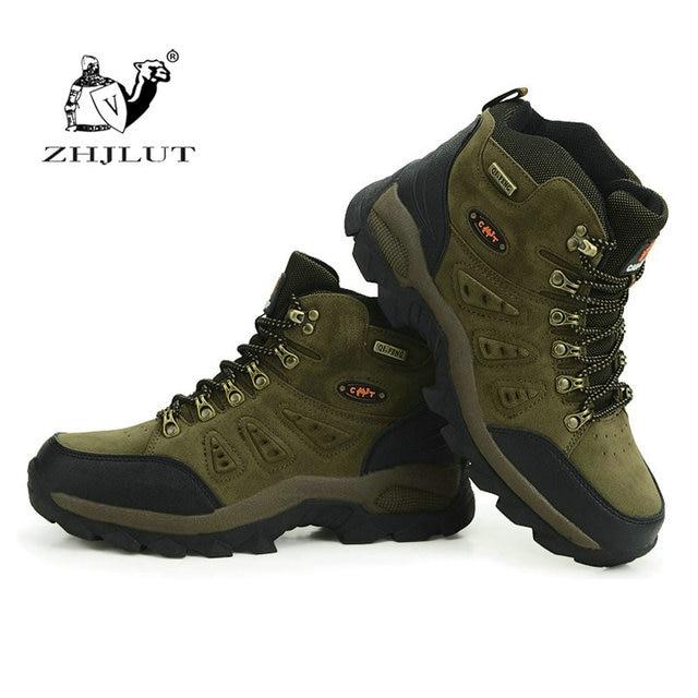 High Quality ZHJLUT Unisex Hiking Shoes 8
