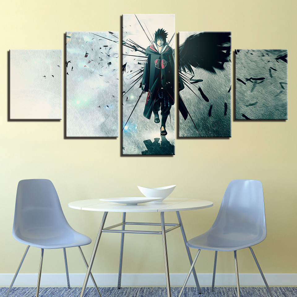 Hd Prints 5 Pieces Canvas Poster Home Modular Wall Art