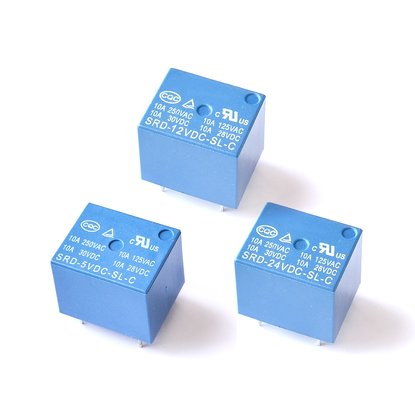 2000 pieces of SRD 05VDC SL C relay-in Integrated Circuits from Electronic Components & Supplies