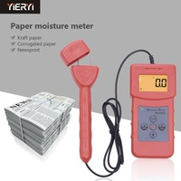 Hot sale MS7200+ Digital Wood Moisture Meter for Timber Paper Bamboo Concrete Floor professional high precision