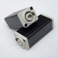 Hohe qualität 2 teile/los PowerCon AC Koppler-adapter-verbindungs