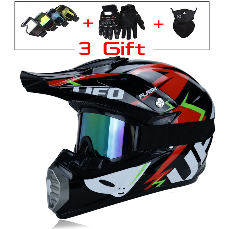 2018 New Arrivals Motorcycle Helmet Motocross Cascos Para Moto Off Road Motocycle Abs Man Woman Dot