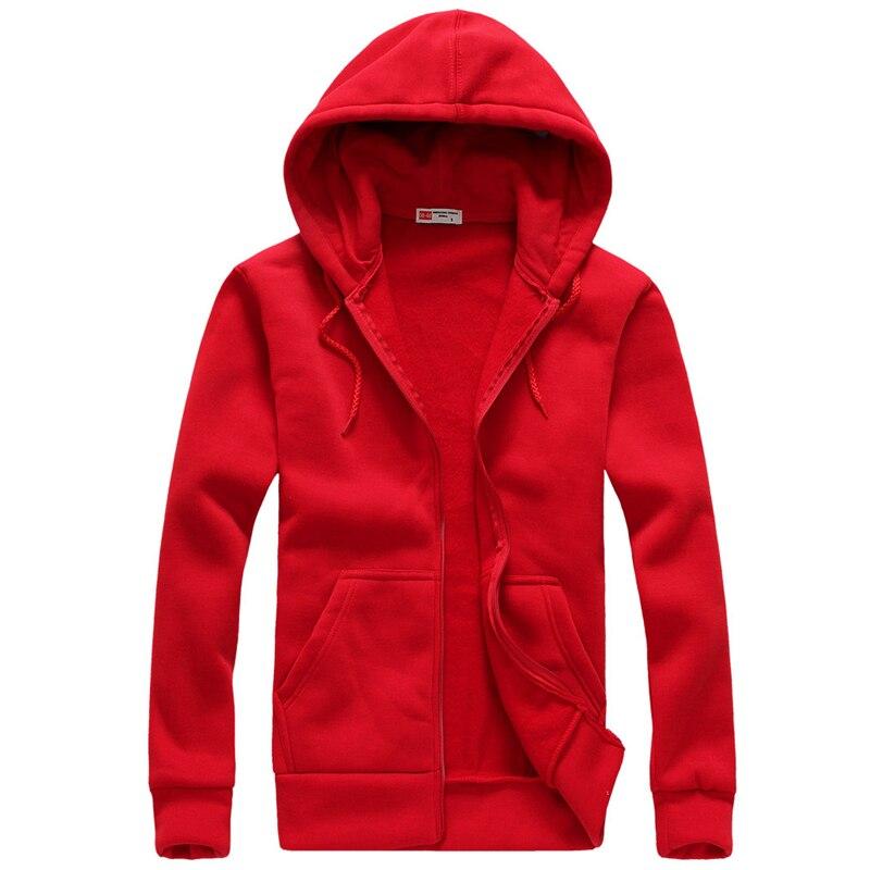 Hot Winter Men Hoodies and Sweatshirts Mens Casual Cotton Hooded cardigan Hoddie Coat hip hop Sportsuit Tracksuit Sweatshirt