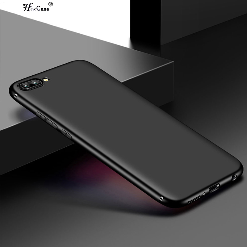 Huawei Honor 10 Case Honor10 Cover Armor Shockproof Ultra Thin bumper Anti-Fingerprint Slim Protective Back Cover For Honor 10 image