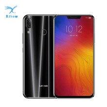 Сотовый телефон Lenovo Z5, 6 ГБ ОЗУ 64 Гб ПЗУ, ZUI 3,9, 6,2 дюйма, 2246x1080, Восьмиядерный процессор Snapdragon 636, ии Двойная камера, 2.5D экран, мобильный телефон