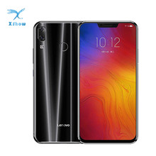 Lenovo Z5 Cellphone 6GB RAM 64GB ROM ZUI 3.9 6.2 Inch 2246x1080 Snapdragon 636 Octa core AI Dual Camera 2.5D Screen mobile phone