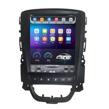 32G ROM Vertical screen android car gps multimedia video radio player in dash for opel ASTRA J car navigaton stereo(China)
