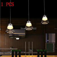 1PCS LED Small Modern Mini Contemporary Chandelier Ceiling Light Fixture Lamp Droplight Ceiling Light