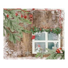 Buy   Wooden Cabin Christmas Decor 7  online