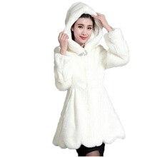 Women's Fur Coat European Women Warm Fur Coat High Quality Mink Coat Fashion Women Clothes Fur Coat