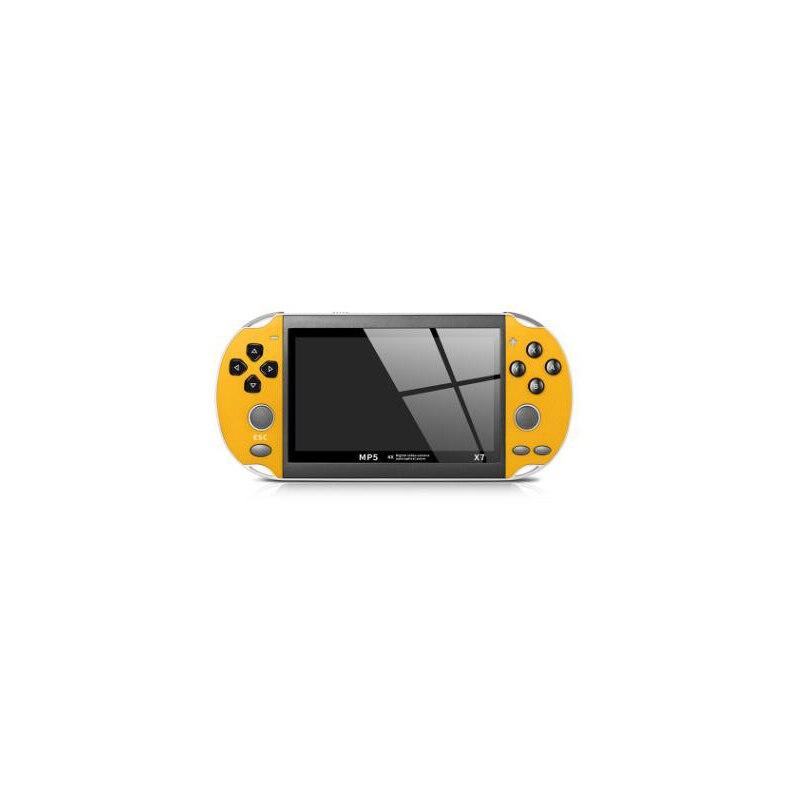 4.3 pouces Console de jeu Portable jeu vidéo Portable construit en mille jeux gratuits mieux que Sega Tetris Nes