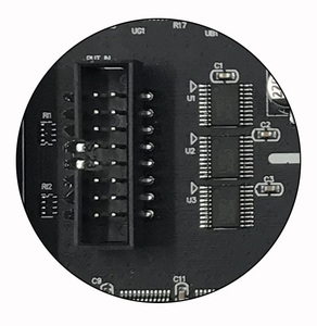 Image 5 - 64x32 P3 Led Digital Clock RGB Led Matrix 192 x 96mm HD P3 Led Panel