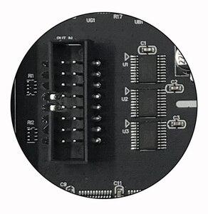Image 5 - 64x32 P3 Led Digitale Klok RGB Led Matrix 192x96mm HD P3 Led Panel
