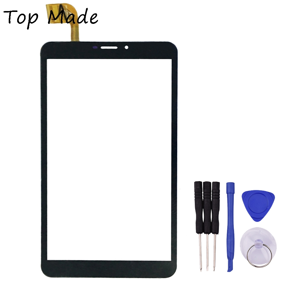 New 8 inch Touch Screen for TZ85 3G Touch Panel Tablet PC Touch Panel Digitizer Glass Sensor Free shipping mastech ms2001c digital clamp meter multimeter ac dc voltage current diode resistance measurement