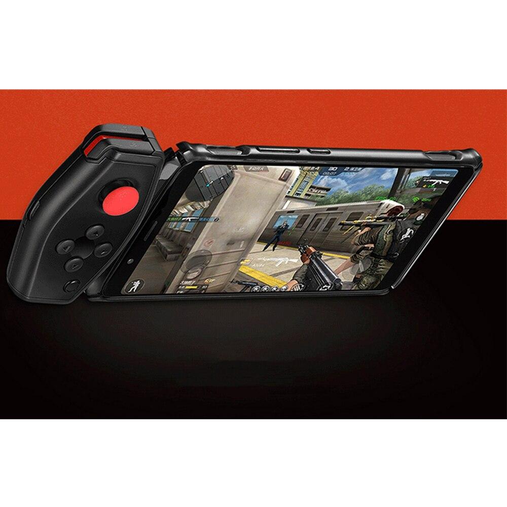 Contrôleur de jeu Mobile PUBG manette de jeu sans fil Bluetooth pour nubie rouge magique 3 téléphones mobiles contrôleurs de jeu poignée manette - 6