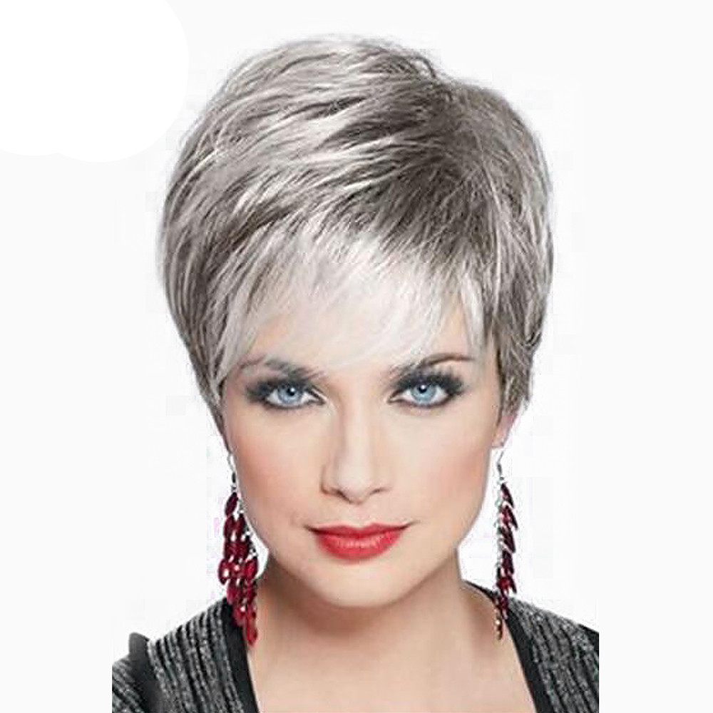все цены на Full Wig Human Hair Topper Toupee Clip Hairpiece Lace Top Wig For Women Hair Accessories0928