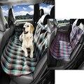 Assento de carro Para Animais de Estimação Do Gato Do Cão À Prova D' Água Cobre Para Trás Do Assento Do Banco Oxford Car Interior Acessórios De Viagem de Carro Tampas de Assento Mat Aleatória cor