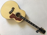 good quality 42inch jumbo acoustic electric guitar