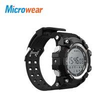 Microwear XR05 Smart Band Bluetooth 4.0 IP68 Waterproof Smart Bracelet wristband 365days Standby Pedometer Bluetooth camera