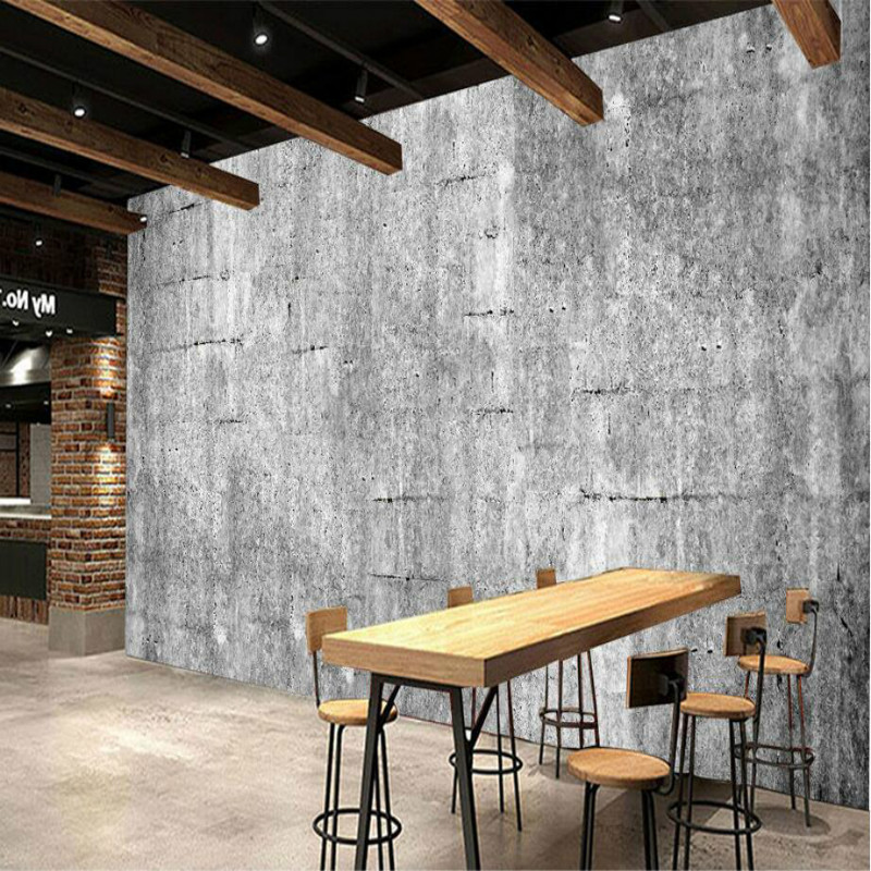 Decorative Painting 3d Wallpaper for Walls Home Improvement Non Wovens Wallpapers Nostalgic Retro Industrial 3d Wall Papers nostalgic retro brick wall 3d wallpaper for bar coffee shop wall paper tv background mural wallpapers home improvement decorate