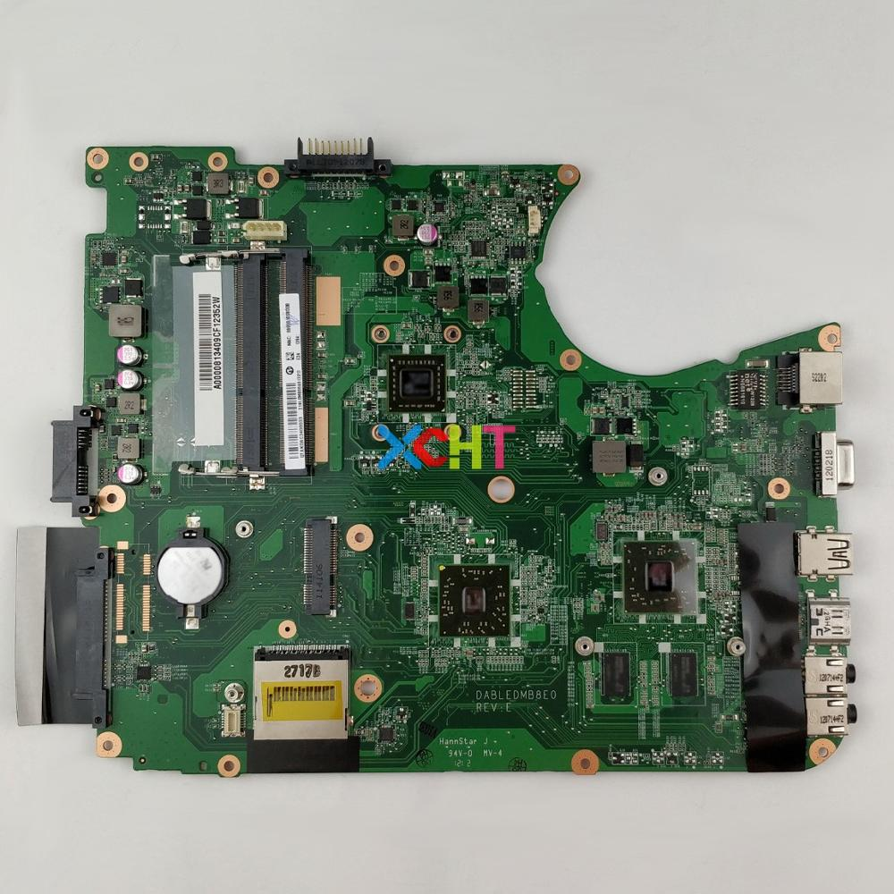 A000081340 DABLEDMB8E0 w E450 CPU w 216 0774191 GPU for Toshiba L750D L750 Notebook PC Laptop Motherboard Mainboard-in Laptop Motherboard from Computer & Office