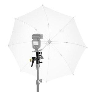 Image 3 - Selens Flash Shoe Paraplu Houder Light Stand Beugel M11 050 Voor Fotografische Foto Studio