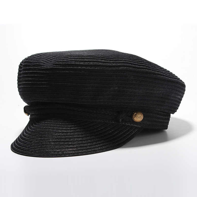 869c13ce 2018 Summer Vintage Cabbie Hats For Women Newsboy Caps Fashion Elegant  Ladies Beret Octagonal Cap Sunhat
