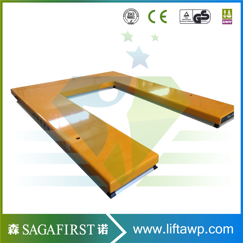 1ton 2.5ton 3ton Hydraulic Electric Pallet Scissor Lift Pallet Table