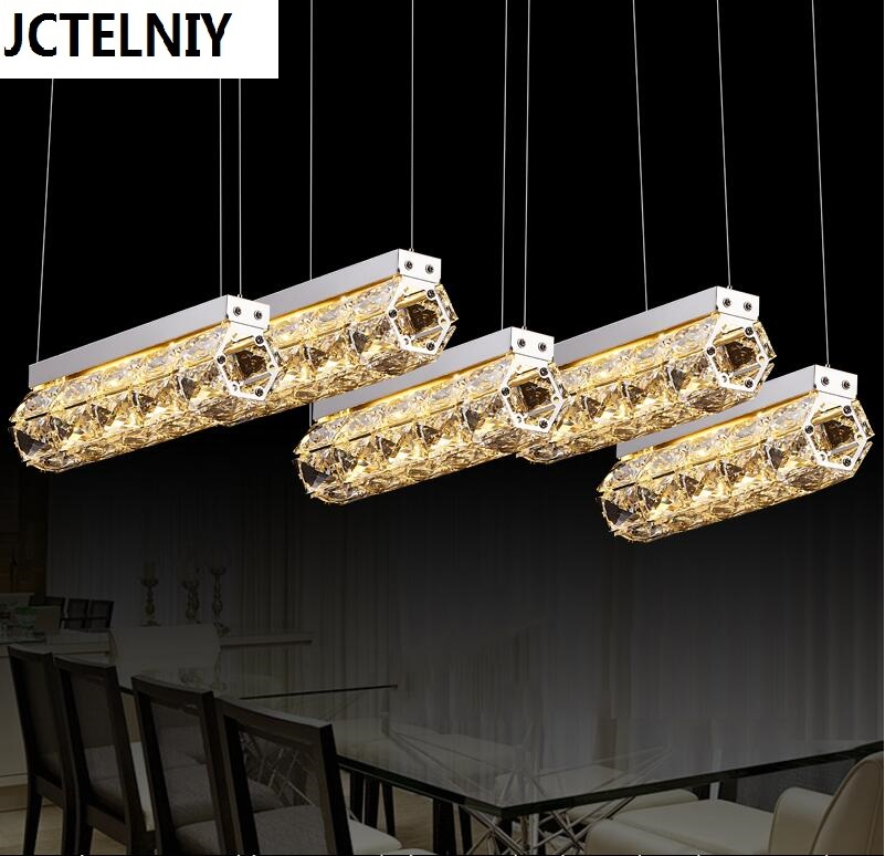 LED crystal chandelier lamp can be customized stainless steel restaurant сумка coccinelle coccinelle co238bwynt80