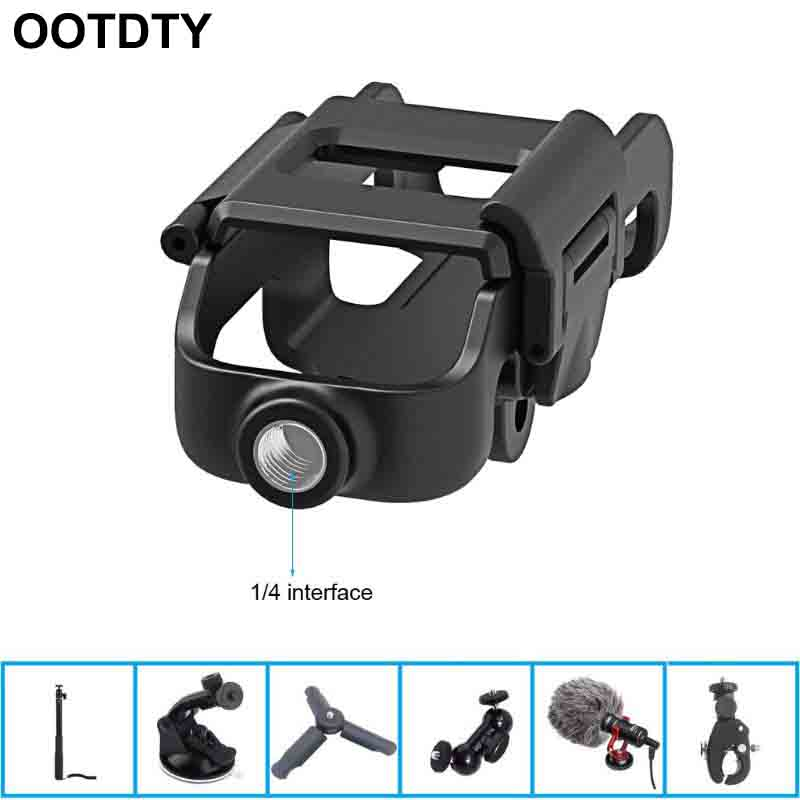 Housing Shell Case Cover Frame Bracket for DJI OSMO Pocket With 1/4 Screw Hole Motion Camera Interface-in Gimbal Accessories from Consumer Electronics on Aliexpress.com | Alibaba Group