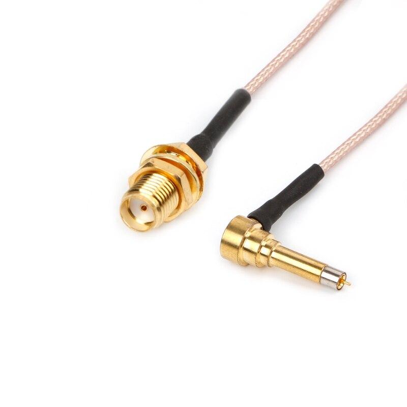 MS156 Stecker Stecker Auf SMA Weiblichen Test Sonde RG178 RG316 Kabel Führt 35cm