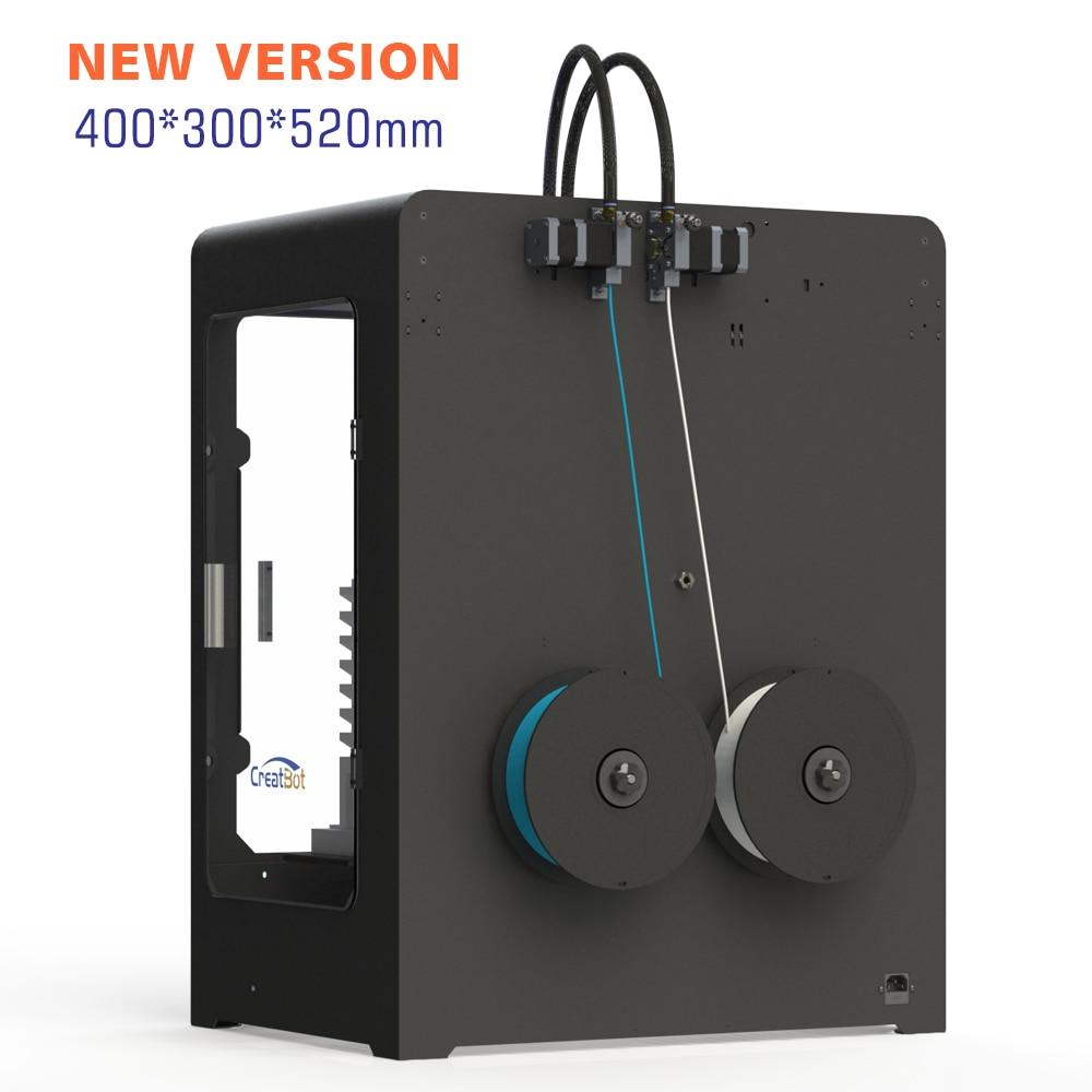 CreatBot-printer 3D DEPlus Dual Extruder 400 * 300 * 520 mm Stor - Kontorelektronik - Foto 5
