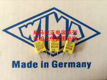 2019 hot sale 10pcs/20pcs WIMA Germany yellow capacitor FKC2 100V 0.01UF 100V 103 10n P: 5mm Audio capacitor free shipping 20pcs mbr30100 schottky diode 30a 100v to 220